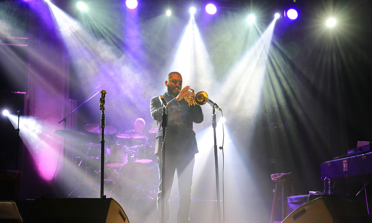 IBRAHIM MAALOUF ILLUSIONS TOUR
